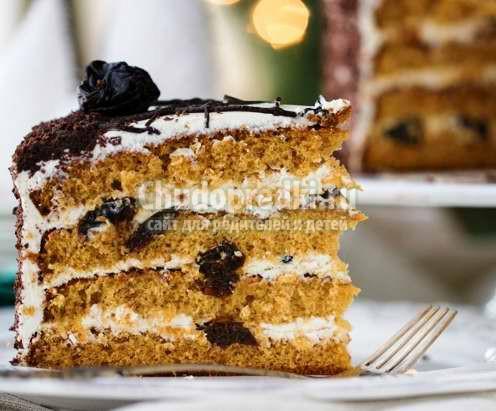 Торт в мультиварке. Отличные простые рецепты