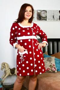 Выбираем женский домашний халат: смотрим на ткань и качество пошива