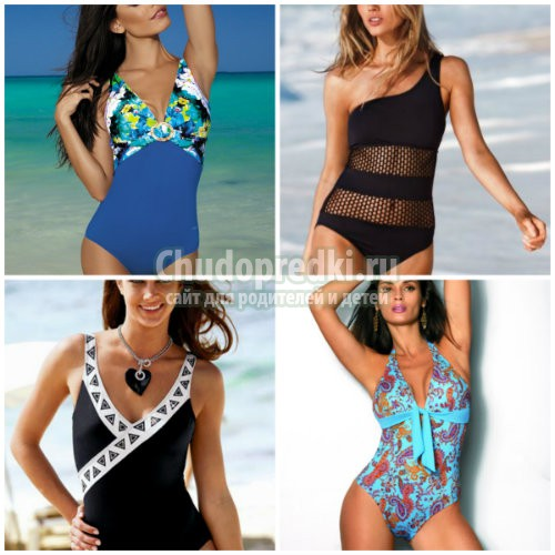 Модные купальники 2016: ретро, монокини, с длинным рукавом...