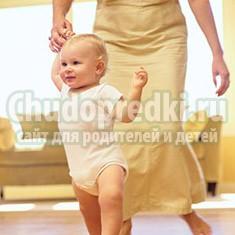 Лучшие упражнения для ребенка в год