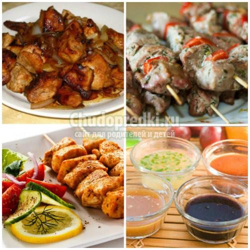 Рецепт шашлыка из курицы: вкусно, быстро и просто