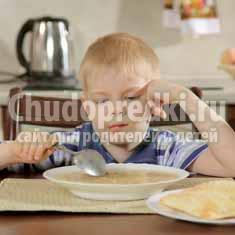 Как поднять аппетит малышу? Подсказки и советы