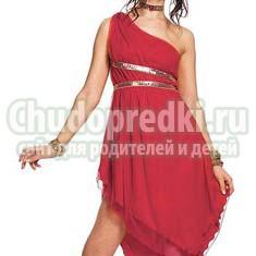 Платье без выкройки своими руками: как сшить