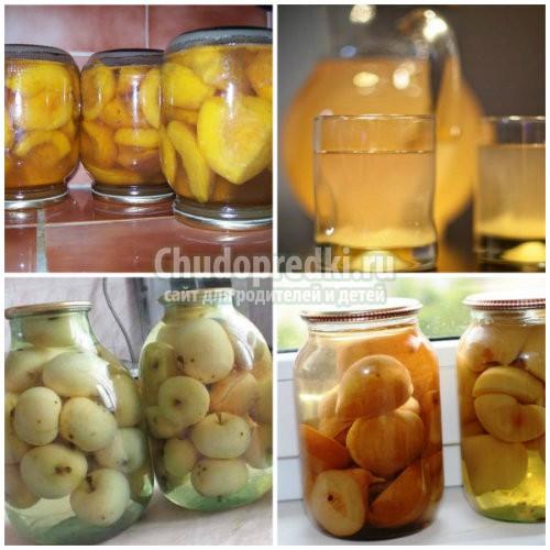 Яблоки на зиму: золотые рецепты с фото