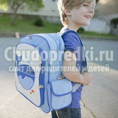 Выбираем ранец для первоклассника. Полезные советы