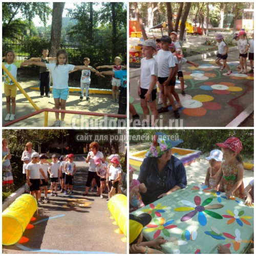 Игры для лета в детском саду. Лучшие и познавательные