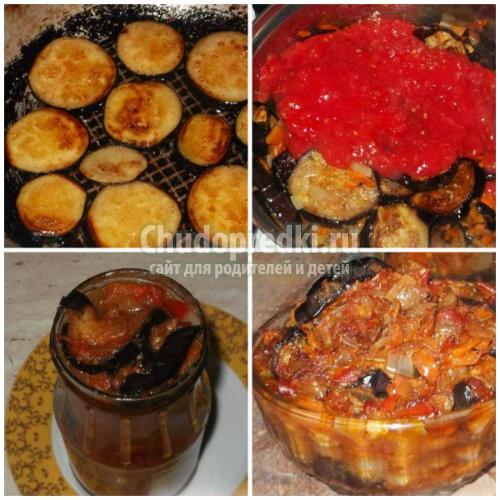Вкусная икра из баклажанов: рецепты на зиму