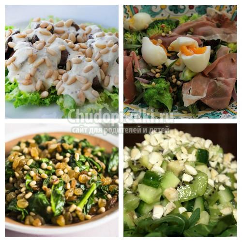 Лучшие рецепты салатов на Новый 2017 год. Самые оригинальные идеи