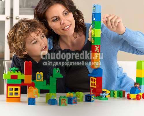 Какой конструктор Лего лучше купить ребенку?