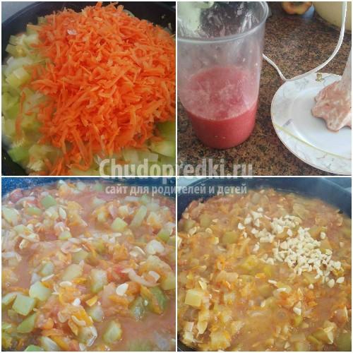 Как приготовить кабачки с морковью: подробные рецепты с фото