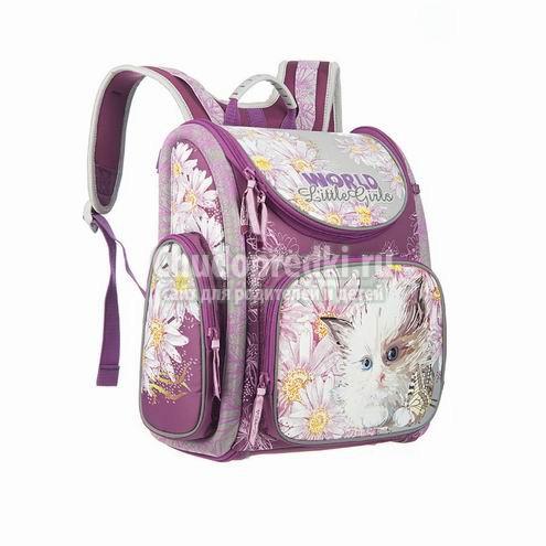 Школьный ранец для девочки – как выбрать?