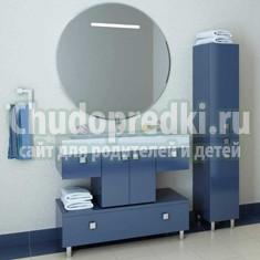 Рекомендации по подбору мебели в ванную комнату