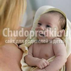 Особенности ухода за новорожденным в роддоме