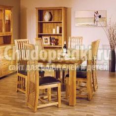 Деревянная мебель в интерьере вашего дома