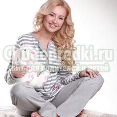 Ночная одежда: женские сорочки и пижамы