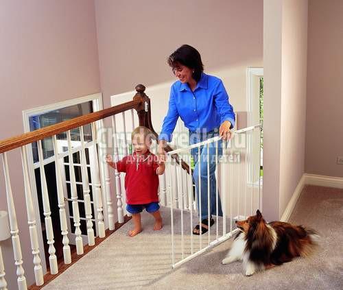 Как сделать жилое пространство совершенно безопасным для крохи