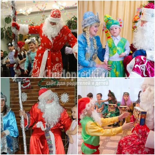 Детские игры с Дедом Морозом. Выбираем лучшие. ТОП-20 популярных