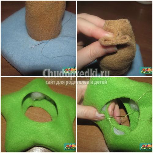 Как сделать елочку своими руками? Идеи и фото