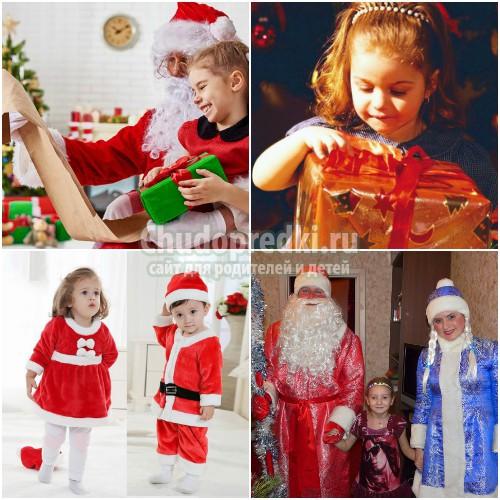 Новый год для детей 4 лет. Стихи и сценарии проведения