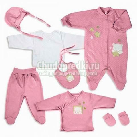 Детская одежда для новорожденных от бренда Babyhit