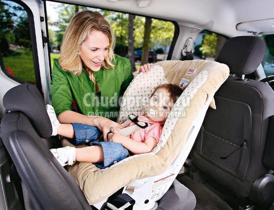 Как подобрать кресло ребёнку для поездки