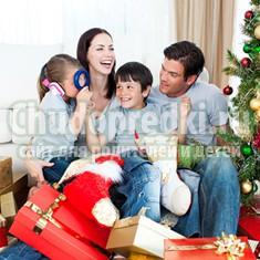 Сценарий детского праздника на Новый год. Отмечаем дома