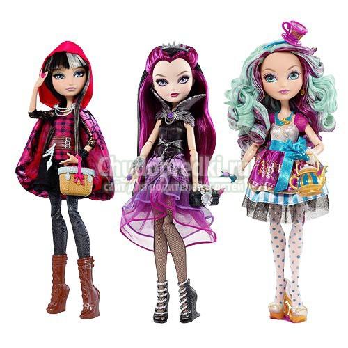 Самые популярные куклы для девочек