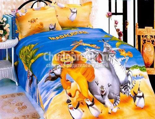 Детское постельное белье – как выбрать качество