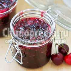 Варенье из вишни на зиму: лучшие рецепты с фото