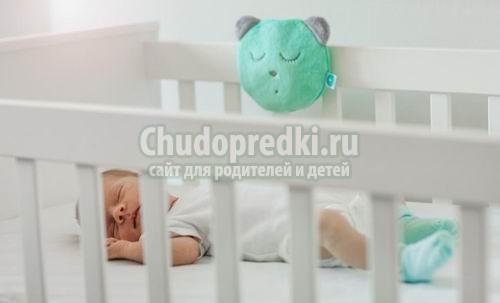 Игрушки с белым шумом myHummy - помощь родителям