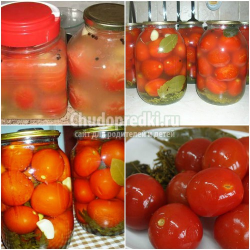 Овощи в банках на зиму: рецепты с фото