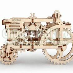 Деревянный 3D-конструктор: описание и преимущества игрушки