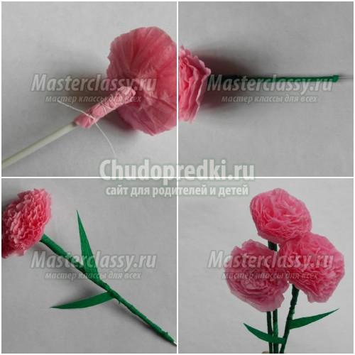 Цветы из салфеток: делаем своими руками. Лучшие идеи с фото