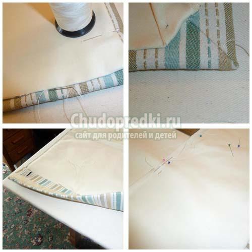 Как сшить шторы своими руками: пошаговая инструкция с фото