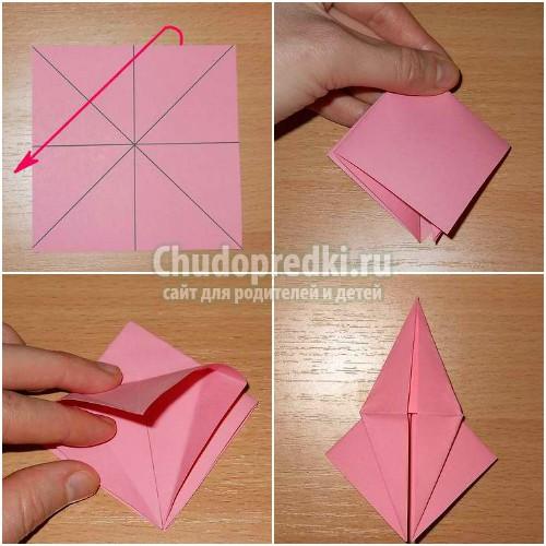Как сделать звезду из бумаги объемную? Схема и пошаговые мастер-классы с фото