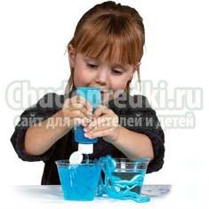 Как сделать лизуна без натрия? Пошаговый мастер-класс с фото
