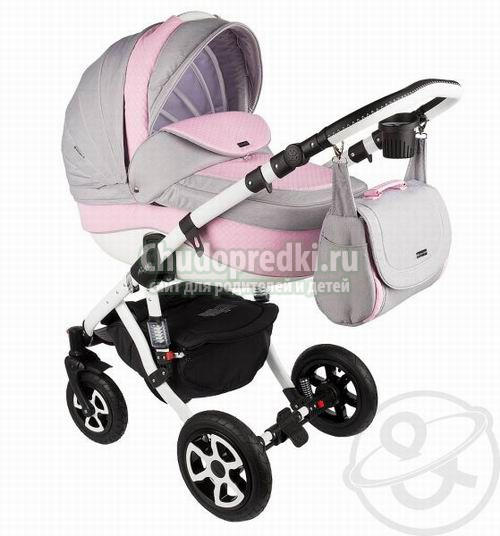 Топ популярных колясок «3 в 1» для новорожденных