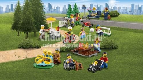 Маленькие миры «Лего» для дошколят