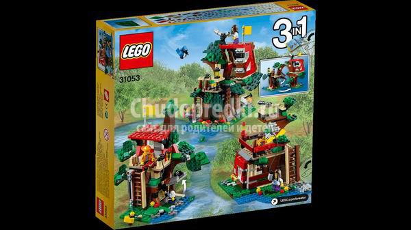LEGO – создай свой собственный мир!