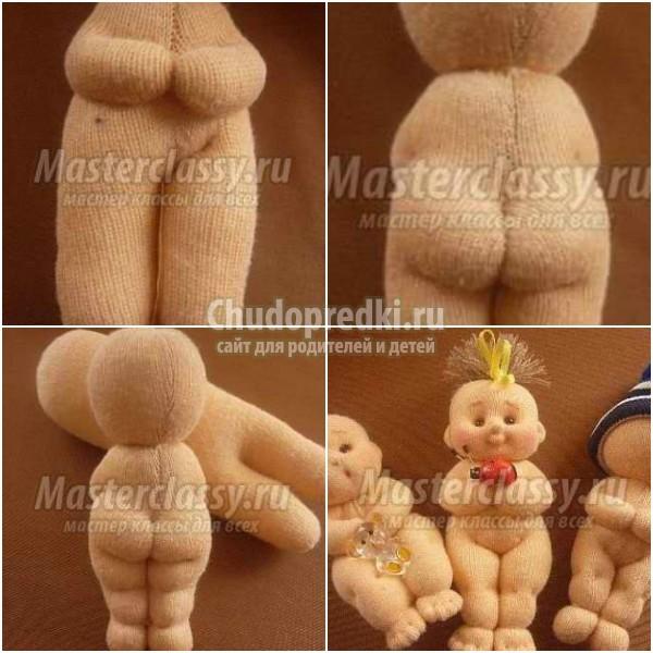 Куклы своими руками из ткани: пошаговые мастер-классы с фото