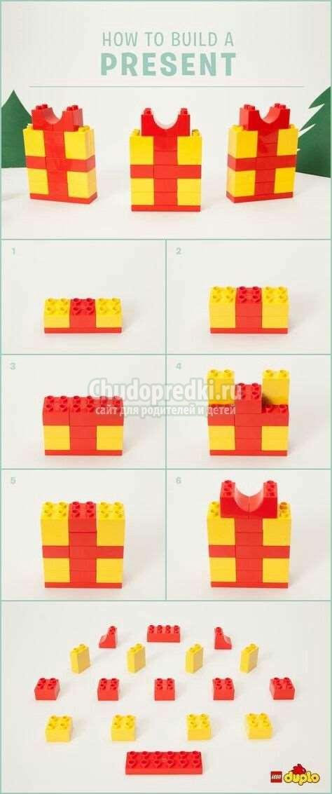 что построить из лего