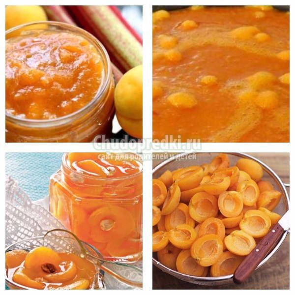 Как варить абрикосовое варенье: золотые рецепты с фото
