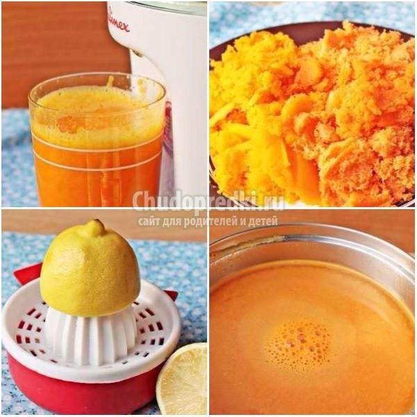 Cок из тыквы на зиму: золотые рецепты с фото