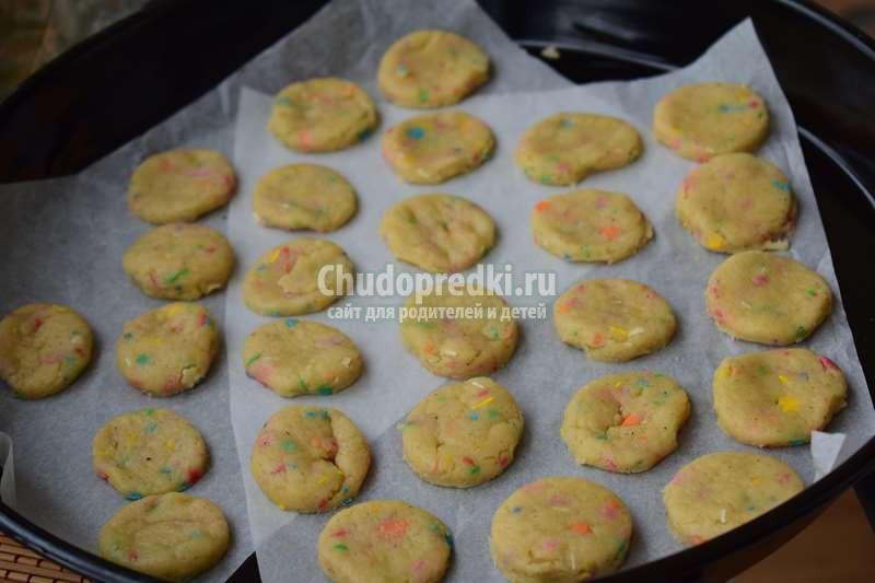 печенье Радуга
