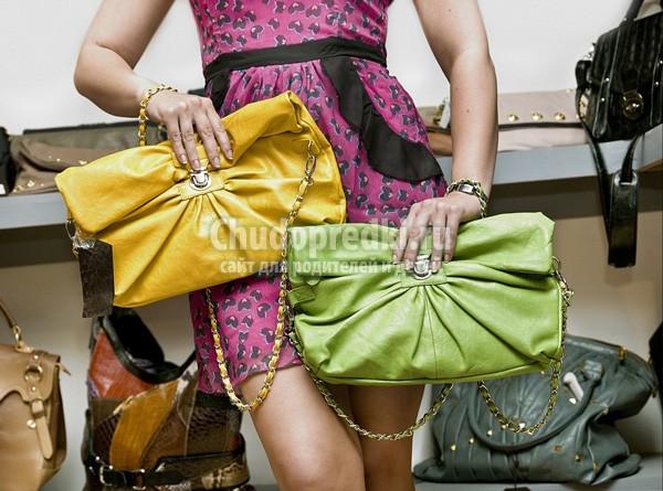 5 секретов дамской сумки