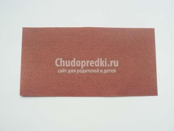 поделки из бумаги. Объемная груша
