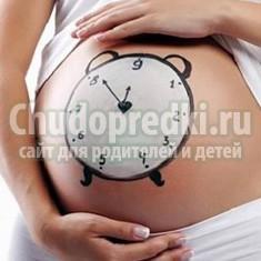 Способы определения срока беременности. Как сделать все правильно?