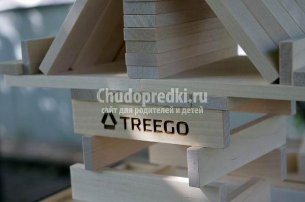 Деревянные конструкторы для развития детей