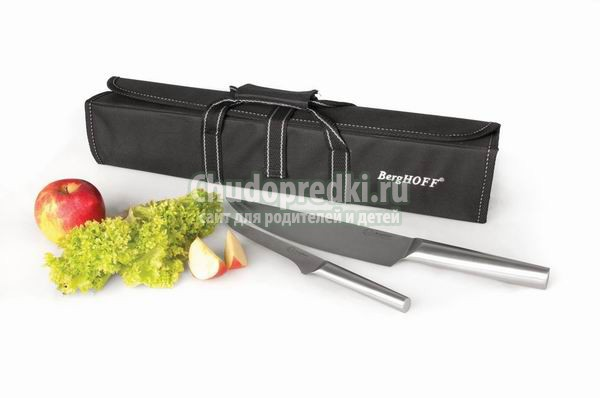 Как выбрать набор ножей для домашнего использования