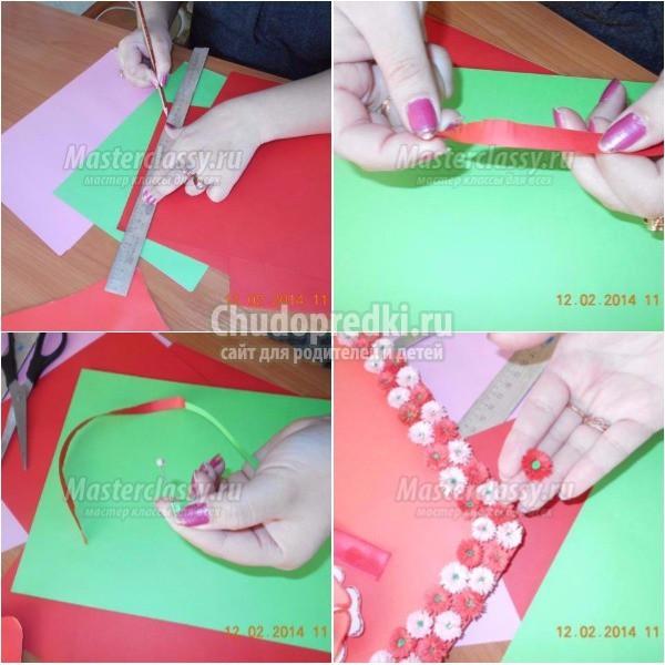 Объемные открытки своими руками: мастер-классы, схемы и шаблоны